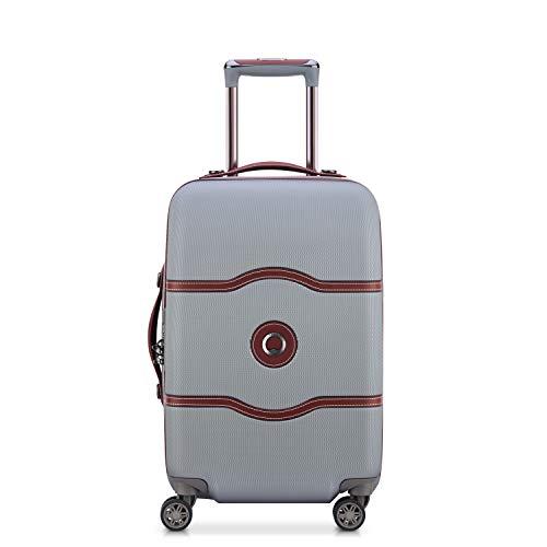 Delsey Paris Chatelet Air Bagage Cabine, 39 litres, Argent