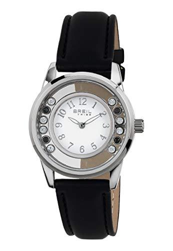 Reloj Breil Moon River colección Time Only Movimiento - Correa de Poliuretano y Cuarzo 2h para Mujer ES One Size