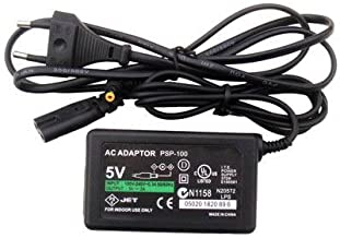 OSTENT EU Home Wall Charger AC Adapter Power Supply Cord Compatible for Sony PSP 1000 Console