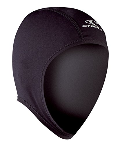 O'Neill Thinskins 1.5mm Hood, Black, Large