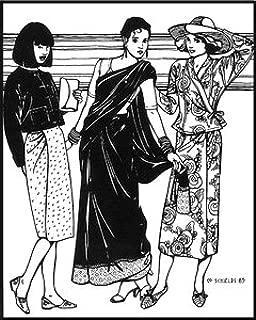 Patterns - Folkwear #134 South Asian Tops & Wraps