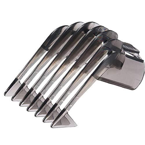 Naisicatar Accesorio De Pelo Trimmer Clippers Pelo De La Barba Trimmer Comb para Philips Qc5130 / 05/15/20/25/35 3-21mm