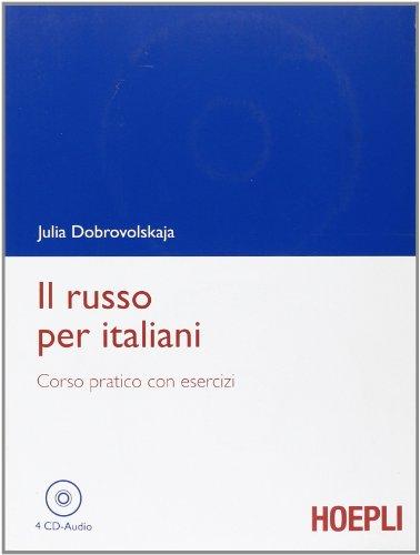 Il russo per italiani + 4 audio cd