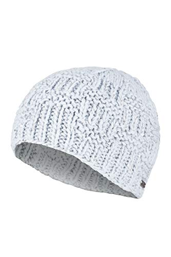 Marmot Damen Mütze Sparkler, Damen, Women's Sparkler Hat, Silber, One Size