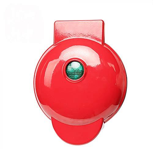 WaLizHb Mini Waffelmaschine. Frühstücks-Frühlingsrolle, Ei, Haushalt, Praktische, Vollautomatische Plug-in-Backmaschine (220 V).
