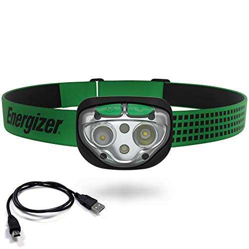Energizer Vision LED USB Headlamp