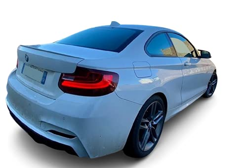 Solarplexius Auto-Sonnenschutz Scheiben-Tönung passgenau für BMW 2 Coupe F22 ab 2014 Keine Folie Komplettsatz