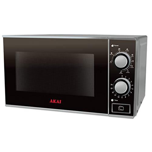 Akai AKMW250, Forno a microonde con grill, 25 litri