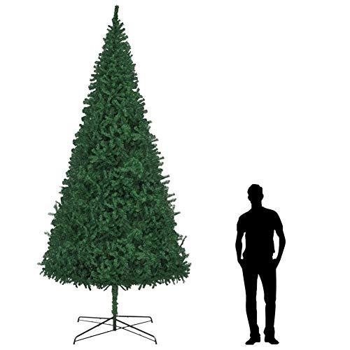 albero di natale 400 Albero di Natale Artificiale 400 cm