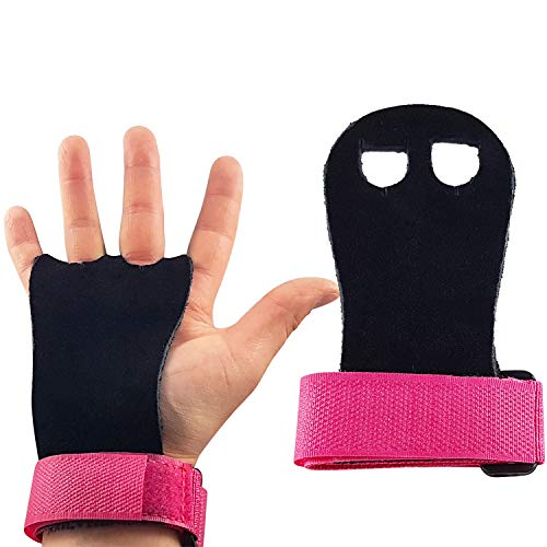CZ Store Leder-Sporthandschuhe für Kinder | Schwarz | L Schützt Hand, Handfläche, Handgelenk - Kids-Handschuhe, Zubehör für Sport, Fitness, Crossfit, Gewichte
