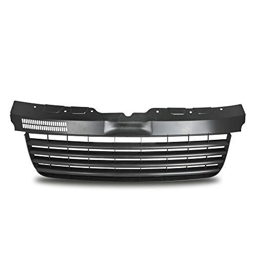 JOM Car Parts & Car Hifi GmbH 7H0853653JOE Kühlergrill, Sportgrill, ohne Emblem, schwarz