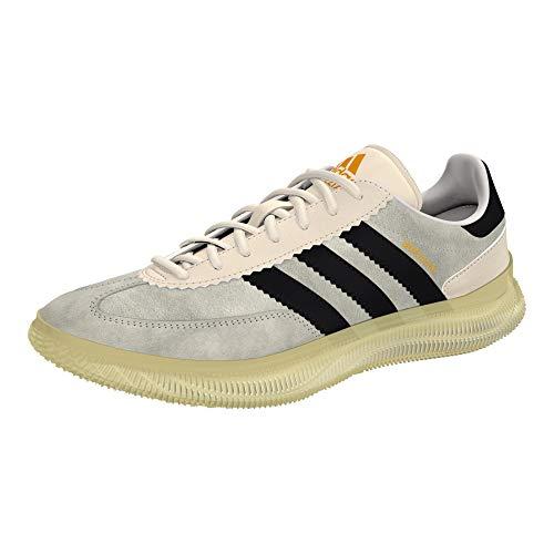 adidas HB Spezial Boost, Zapatillas de Balonmano Hombre, MATNAR/Blatiz/GRISEI, 40 EU