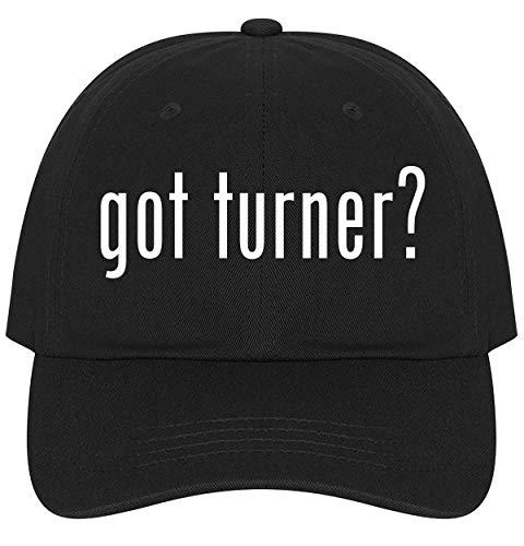 got Turner? - Ultra Soft Dad Hat Baseball Cap, Black, One Size