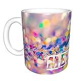 NikiJWalker Melvins Logo Personality Ceramic Coffee Mug Ceramic Water Cup Music Themed Coffee Cup Mug for Work and Leisure Fun Mugs Ceramic Coffee Novelty Mug Fan'S Favorite Mug