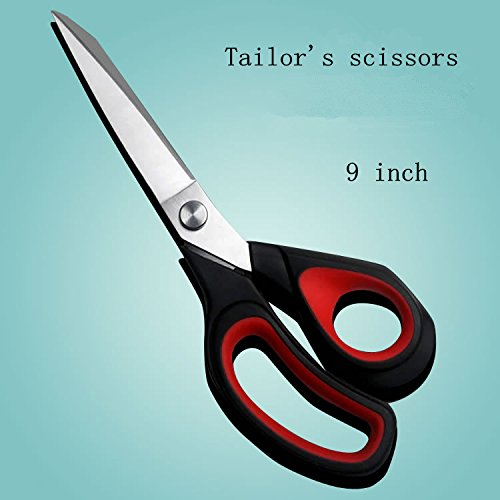 Buy Discount Jiansy 11-11 Mikala Stainless Steel Tailor Scissors Clothes Household Vintage Sewing Sc...
