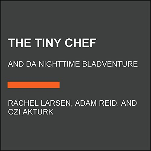 The Tiny Chef cover art
