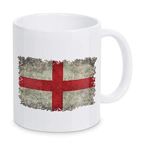 artboxONE Tasse Flag of England von Bruce Stanfield - Kaffeetasse Reise