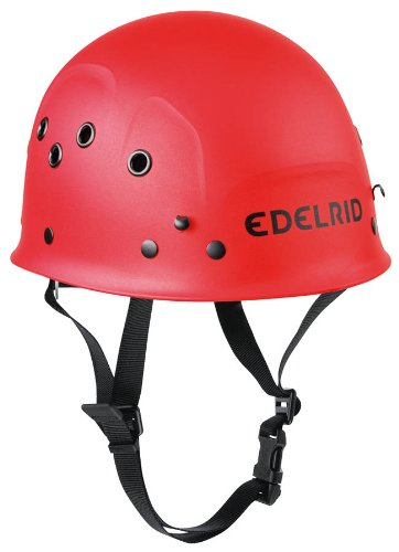 EDELRID Kinder Helm Ultralight Junior, red, 72029
