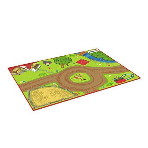 Schleich 42442 - Spielteppich Bauernhof