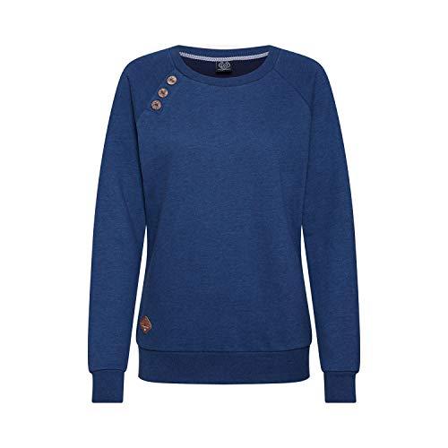Ragwear Sweater Damen DARIA 1921-30001 Dunkelblau Navy 2028, Größe:L