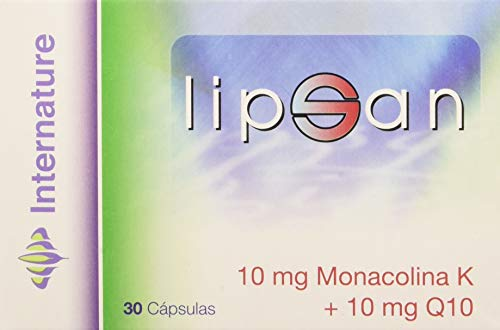 IJSALUT - LIPSAN+Q10 30CAPSULAS