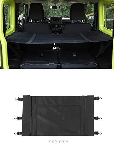 Vpcar Red de aislamiento para maletero de coche, organizador de maletero para Suzuki Jimny 2019-2020