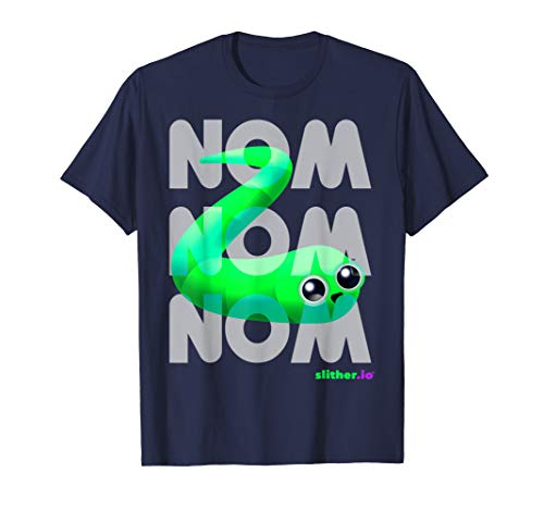 Slither.io Rainbow Slithers Boys Graphic T Shirt