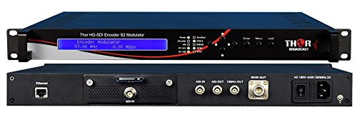 For Sale! Encoder & DVB-S2 Modulator 1 Ch HD-SDI