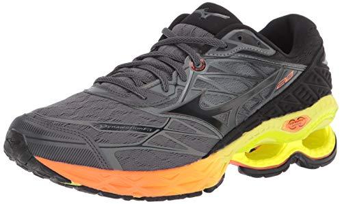 Mizuno Wave Creation 20 - Zapatillas de Running para Hombre, Color Gris, Talla 43 EU