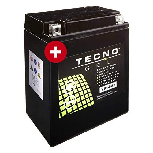 Tecno YB14-A2 - Batería de gel CB 750 F2 Seven Fifty 1992-2003