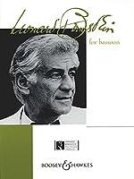 バーンスタイン : フォー・バスーン (ファゴット、ピアノ) ブージー&ホークス出版
