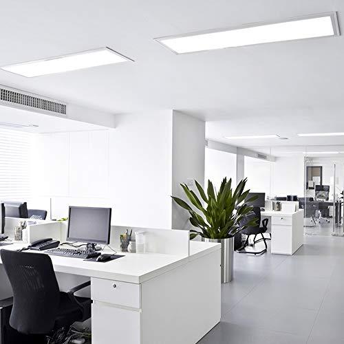 Preisvergleich Produktbild LED Panel Panellampe Panelleuchte 40W LED Deckenleuchte Deckenlampe Wohnzimmerlampe (1200x300mm)