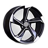 GYZD Cerchioni Ruota di Ricambio in Lega forgiata a Flusso da 20 Pollici Ruota di per Ruote per Auto in Alluminio Adatto per Pneumatici R20 *8.5J Adatto per a4l a6l a3 a4 a7 a5 q7 1 pc,G