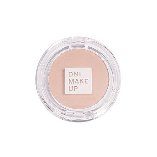 Sombra de ojos brillo, Eye shadow shiny & satiny, 3gr · nº 12, color Rosa pastel, DNI MAKE UP