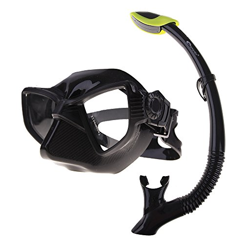 Spokey Talon Tuba pour adultes Set de plongée masque de plongée Tuba