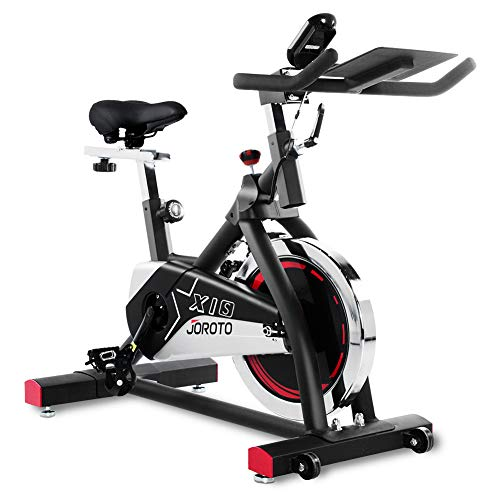 Best Exercise Bike Under 500 - JOROTO Indoor Cycling Bike