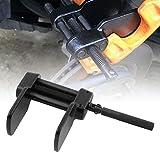 Ruien Heavy Duty Brake Caliper Press Tool Disc Brake Pad Spreader Piston Compressor Tool Universal Fit Compatible with Car Motorcycle