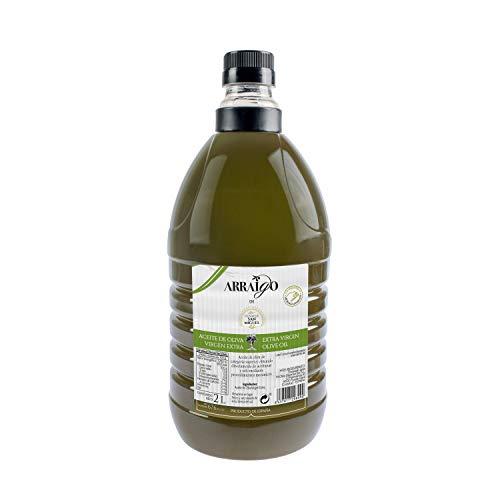 Arraigo sin filtrar - Aceite de Oliva Virgen Extra Premium (2 Litros)