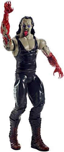 Figura Titan, Undertaker de la WWE, Edición Zombie - Mattel DNY68