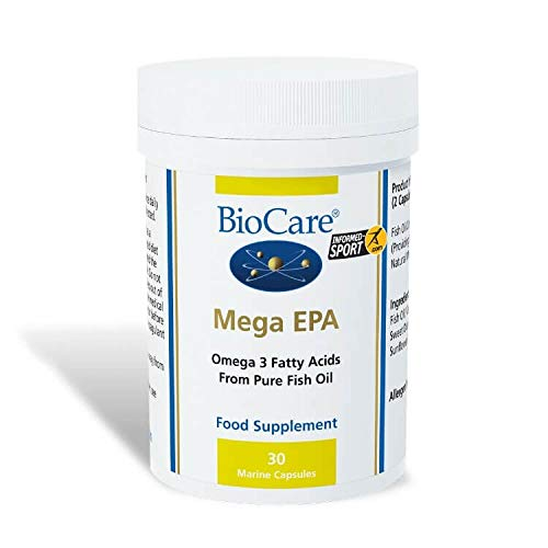 Biocare Mega EPA 1000 90 Capsules (Pack of 3)