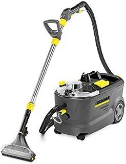 K?rcher Puzzi 10/2 Adv Drum vacuum cleaner 1250W Negro, Gris - Aspiradora (Drum vacuum cleaner, H?medo, Profesional, Alfombra, Suelo duro, Negro, Gris, Agua)