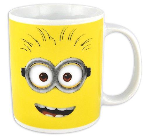 Close Up Ich einfach Unverbesserlich Tasse Minions Tom/Kaffeetasse aus Porzellan