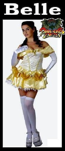 Belle Sexy Adult Costume