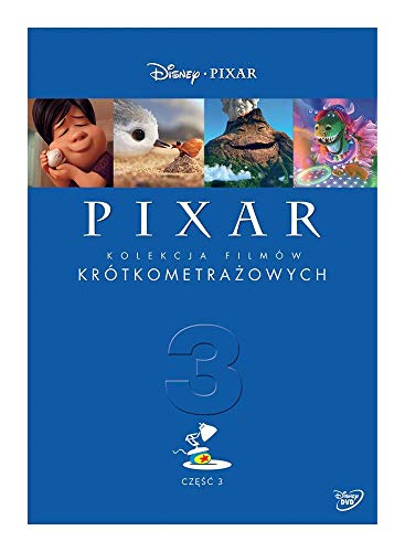 Pixar Short Films Collection: Vol. 3 [DVD] (Deutsche Sprache. Deutsche Untertitel)