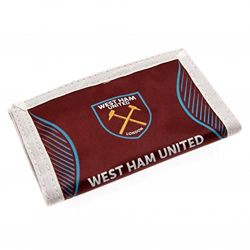 West Ham United F.C. Münzbörse, violett (violett) - TFS-29791