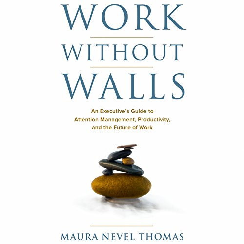 Work Without Walls audiobook cover art