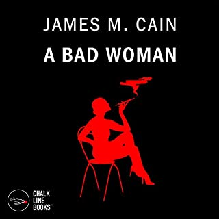 A Bad Woman audiobook cover art