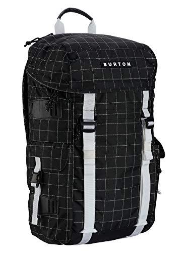 Burton Annex Mochilas, Unisex Adulto, True Black Oversized Ripstop