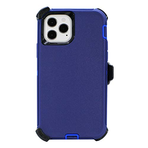 """Hand-e Muscle Series Belt Clip Case Works w iPhone 12 Pro Max (6.7"""") 
