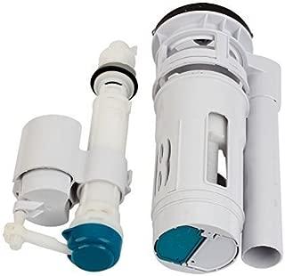 dual flush outlet valve